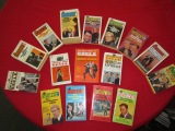 Man from U.N.C.L.E. vintage collectible books now available