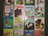 New Arrivals: A Lifetime Collection of Little Golden Books